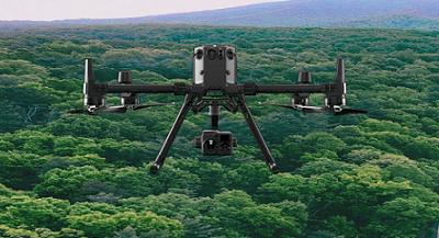 无人机在林业中的应用